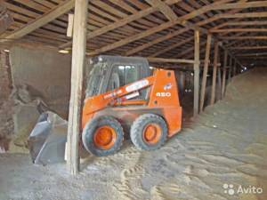Минипогрузчик doosan skid loader 450 plus 2008г. в